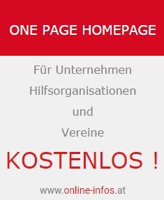 kostenlose Homepage